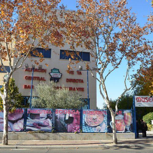 Museo del Jamón mejor sitio para comer en Parque Oeste Alcorcón