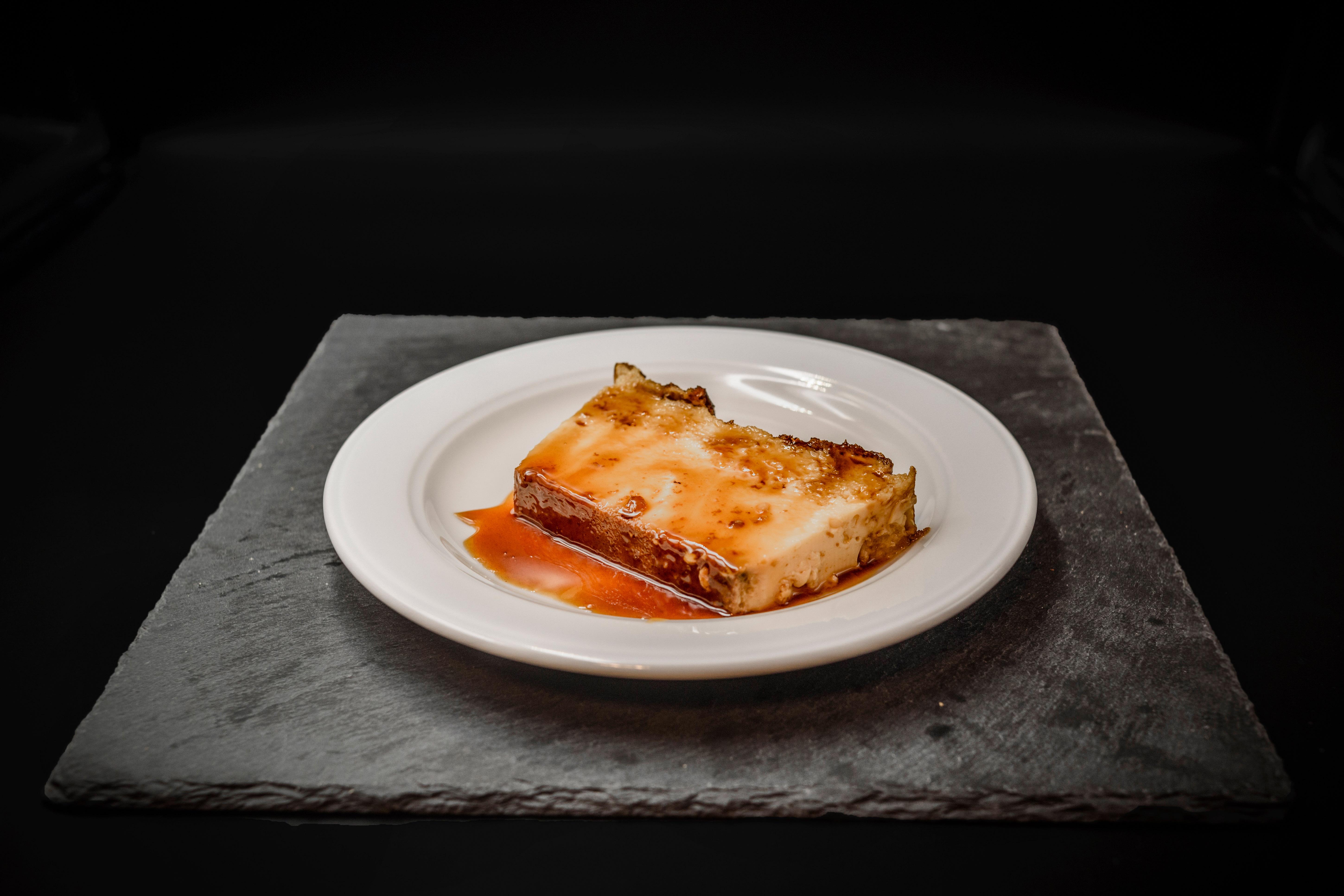 Pudding Casero - Museo del Jamón de Alcorcón. Parque Oeste