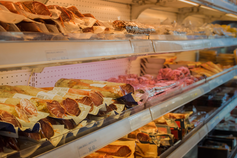 Supermercado Museo del Jamón de Alcorcón. Embutidos Ibéricos