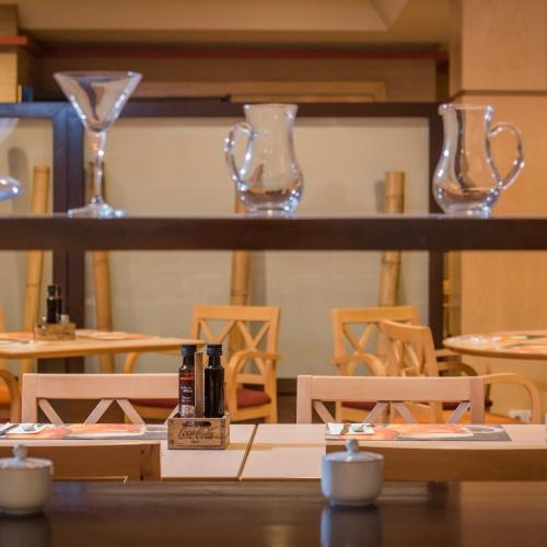 Instalaciones Restaurante Museo del Jamón de Alcorcón