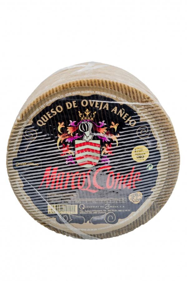 Queso Añejo Oveja Marcos Conde Supermercado Museo del Jamón de Alcorcón