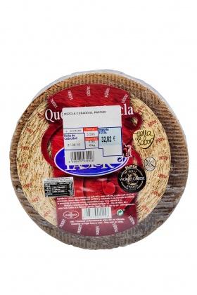 Queso Curado de Oveja Mezcla El Pastor Supermercado Museo del Jamón de Alcorcón