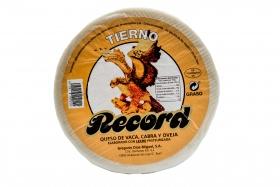 Queso Tierno mezcla Record Supermercado Museo del Jamón de Alcorcón