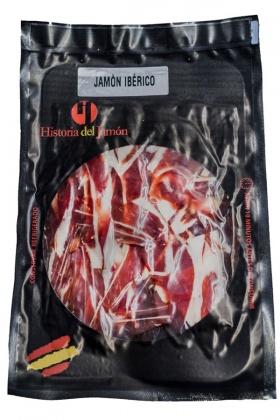 Loncheado Jamón Ibérico de Cebo Historia del Jamón. Supermercado Museo del Jamón de Alcorcón
