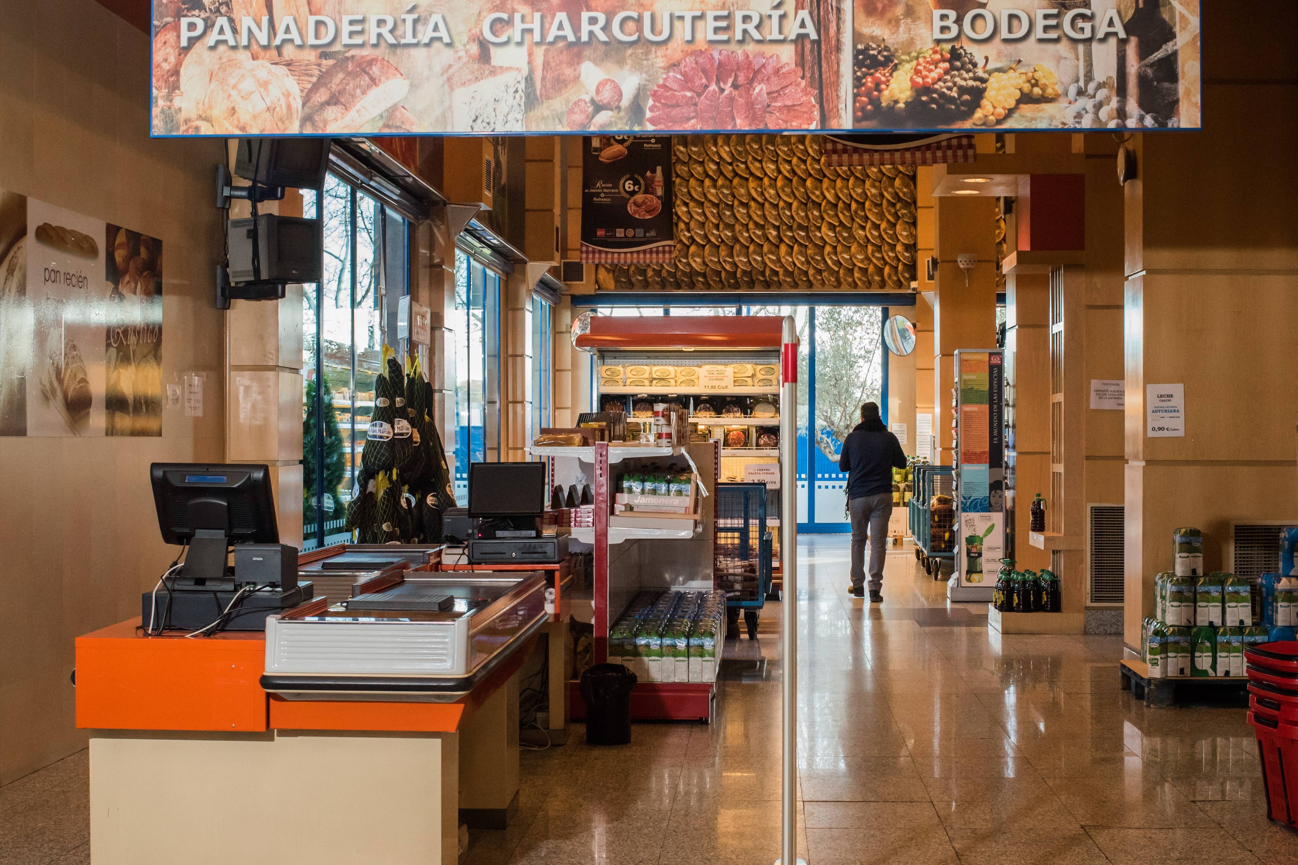 Supermercado Museo del Jamón de Alcorcón