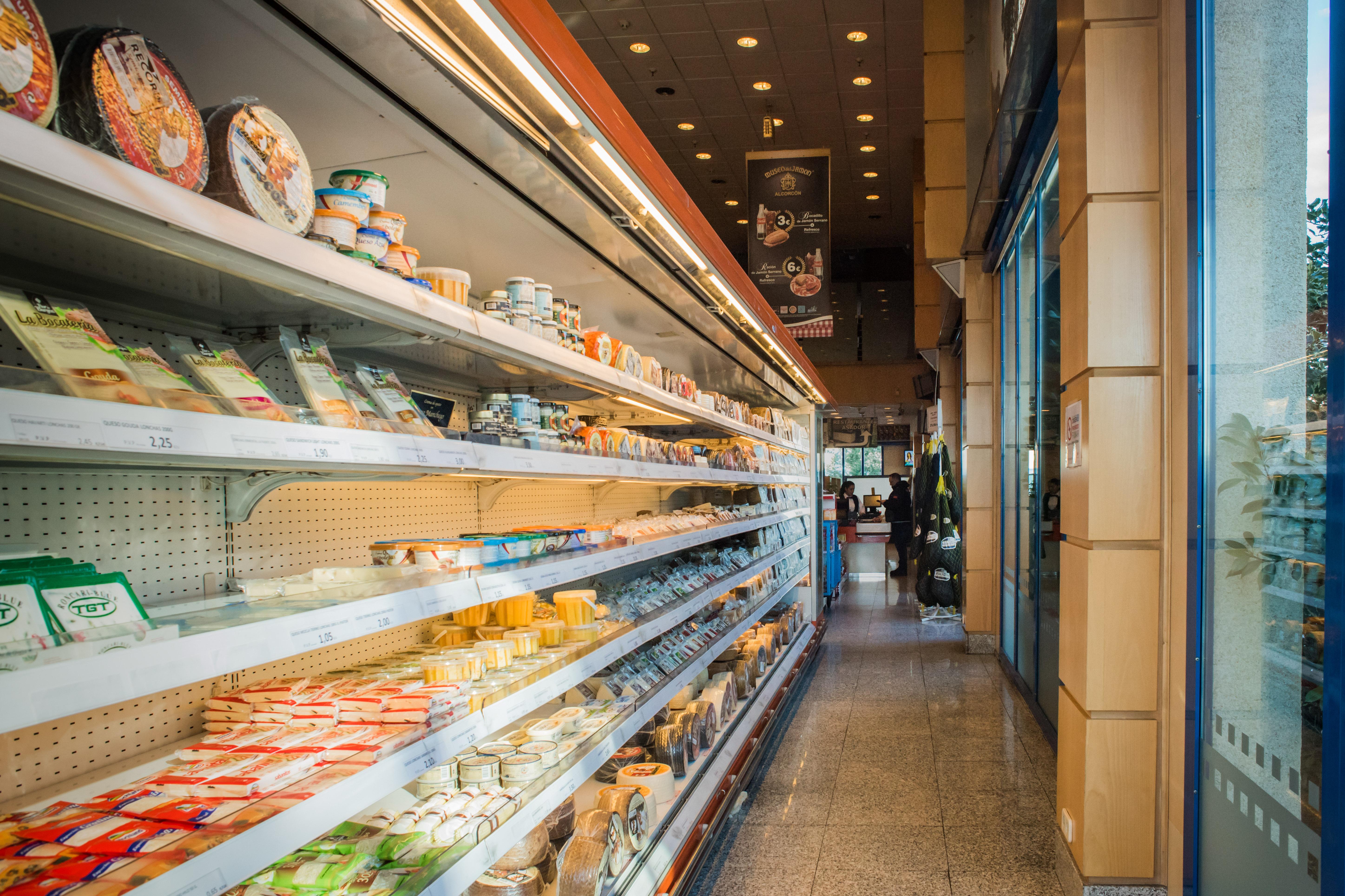 Instalaciones Supermercado Museo del Jamón de Alcorcón